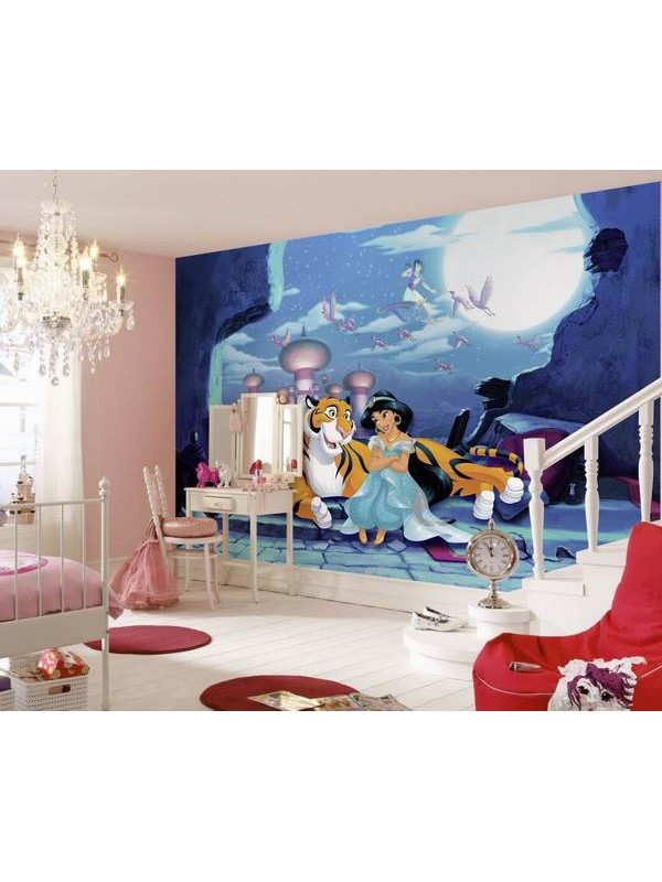 Wallpaper - Waiting For Aladin - Size: 368 X 254cm art: 8-4115