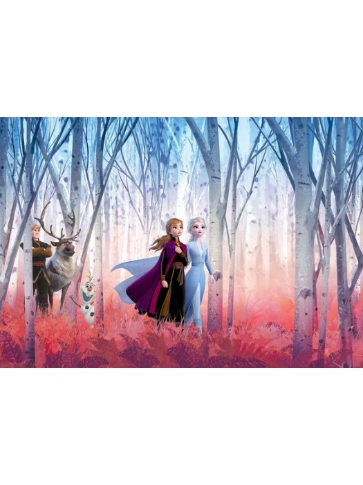 Wallpaper - Frozen Friends Forever - Size: 368 X 254cm