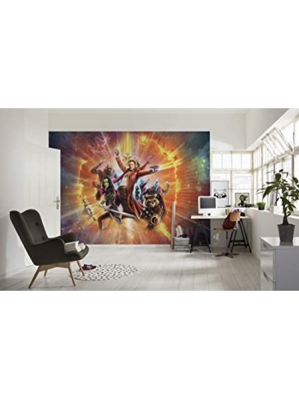 Wallpaper - Guardians of the Galaxy Vol2 - Size: 368 X 254cm
