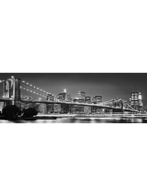 Wallpaper - Brooklyn Bridge - Size: 368 X 127cm
