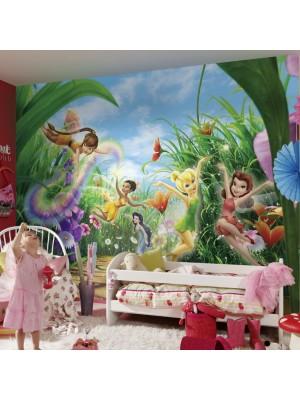 Wallpaper - Fairies Meadow - Size: 368 X 254cm
