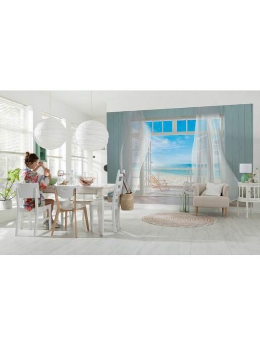 Wallpaper - Malibu - Size: 368 X 254 cm