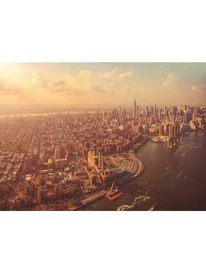 Wallpaper - Manhattan - Size: 184X254cm