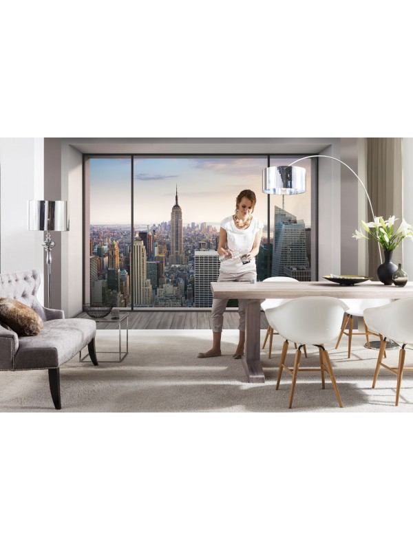 Wallpaper - New York Penthouse- Size: 368 X 254