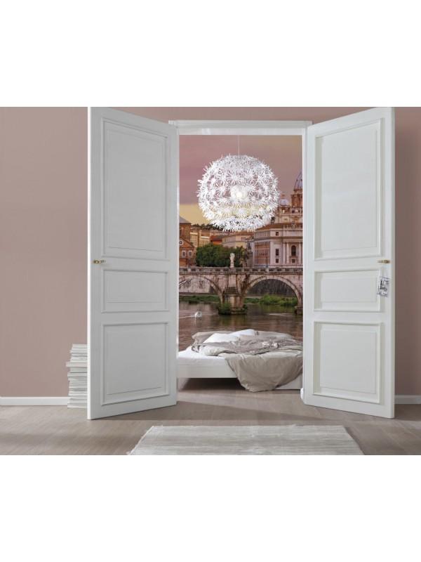 Wallpaper - Rome, Italy - Size: 368 X 254cm