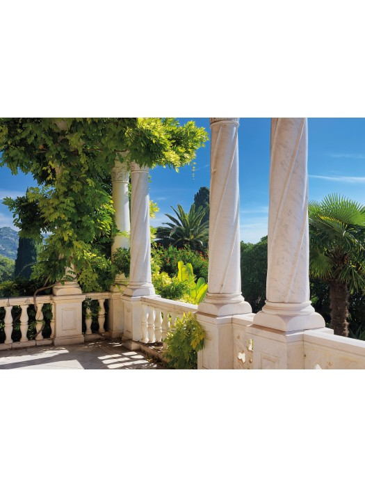 Villa Liguria- Size: 368 X 254 cm