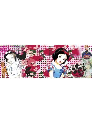 Wallpaper - Charming Snow White - Size: 202 X 73cm
