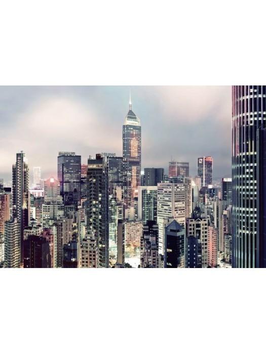 Wallpaper - Skyline - Size:368X254cm art: 8-913