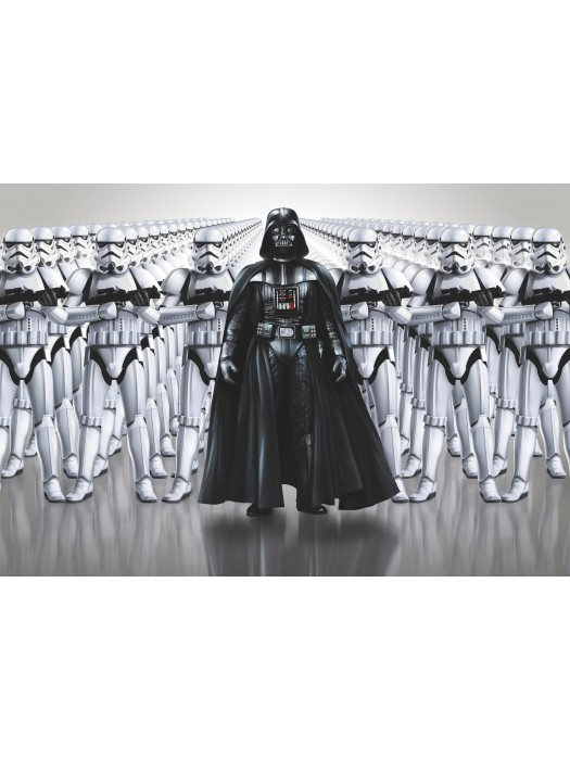Wallpaper - Star Wars Imperial Force - Size: 368 X 254cm