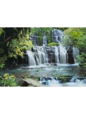Pura Kaunui Falls- Size: 368 X 254 cm