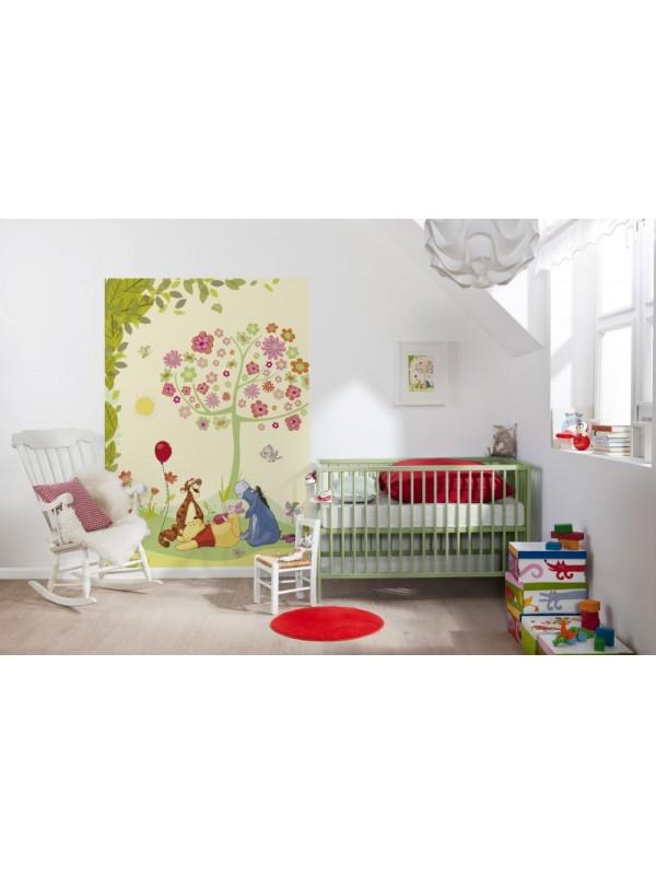 Wallpaper - Winney Cheerful - Size: 127 X 184cm